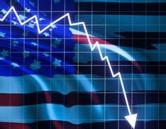 Graph of recession