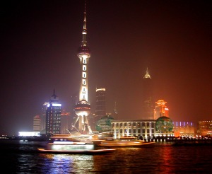 Shanghai at night - Chinese Business Etiquette