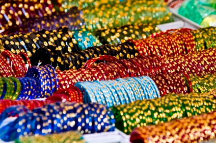 Nepalese Bangles - Trade in Nepal
