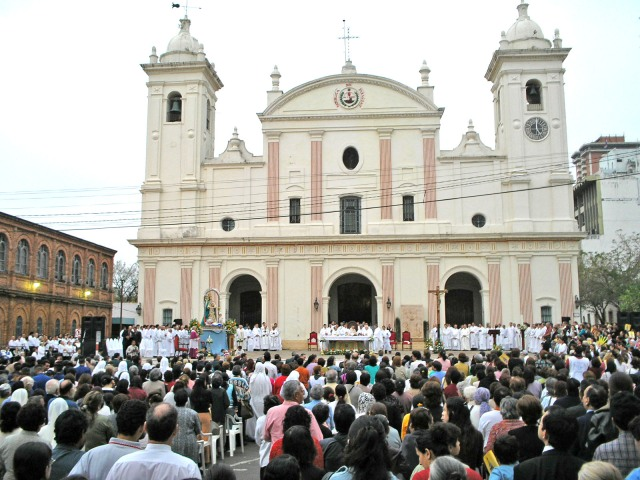 cathedral de asuncion